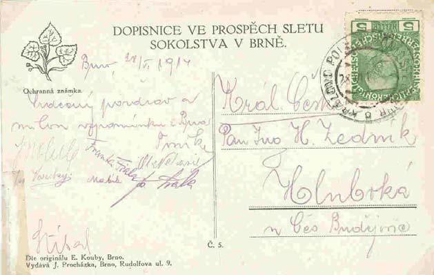 Kaart gepost in Königsfeld